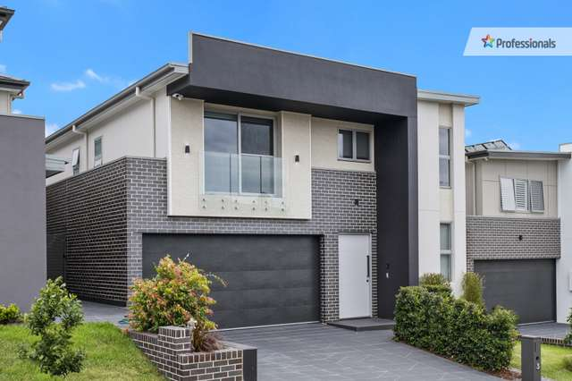3 Walls Avenue, Kellyville NSW 2155