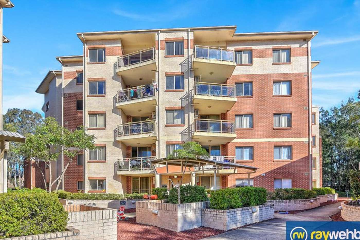 Main view of Homely unit listing, 49/2 Wentworth Avenue, Toongabbie NSW 2146