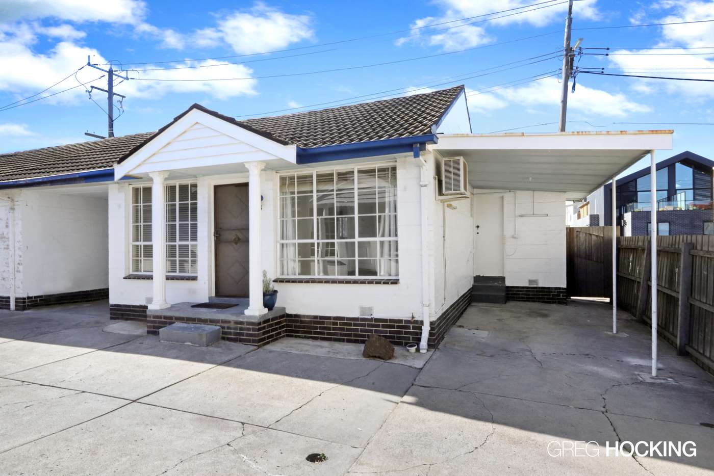 Main view of Homely villa listing, 3/589 Barkly Street, West Footscray VIC 3012