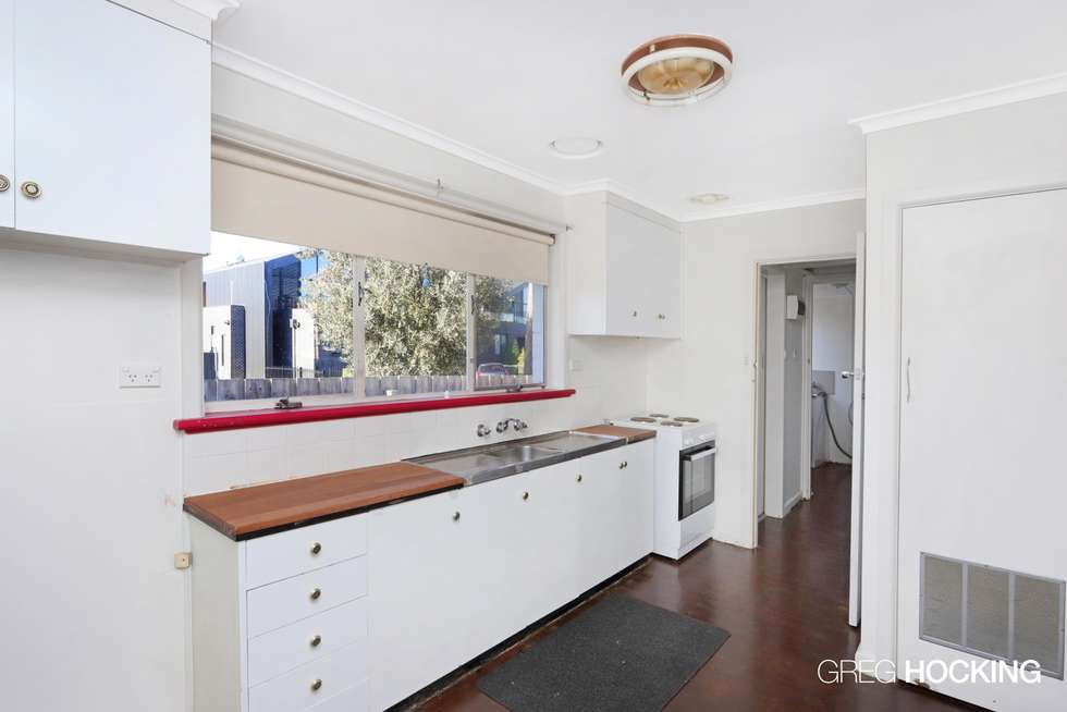 Second view of Homely villa listing, 3/589 Barkly Street, West Footscray VIC 3012