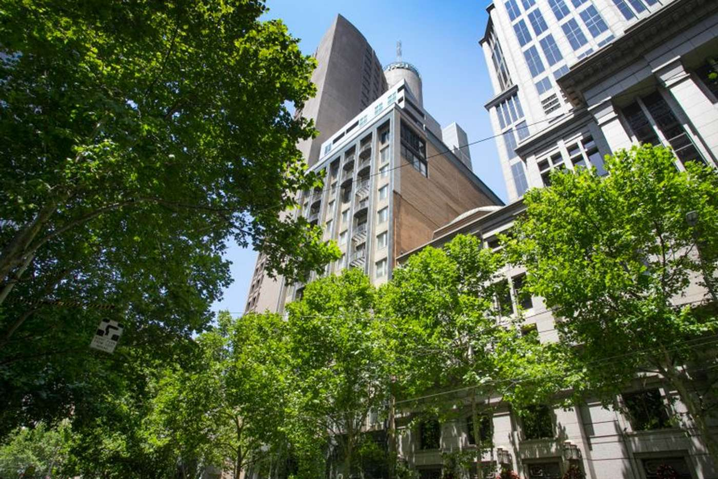 Main view of Homely apartment listing, 1202C/325 Collins Street, Melbourne VIC 3000