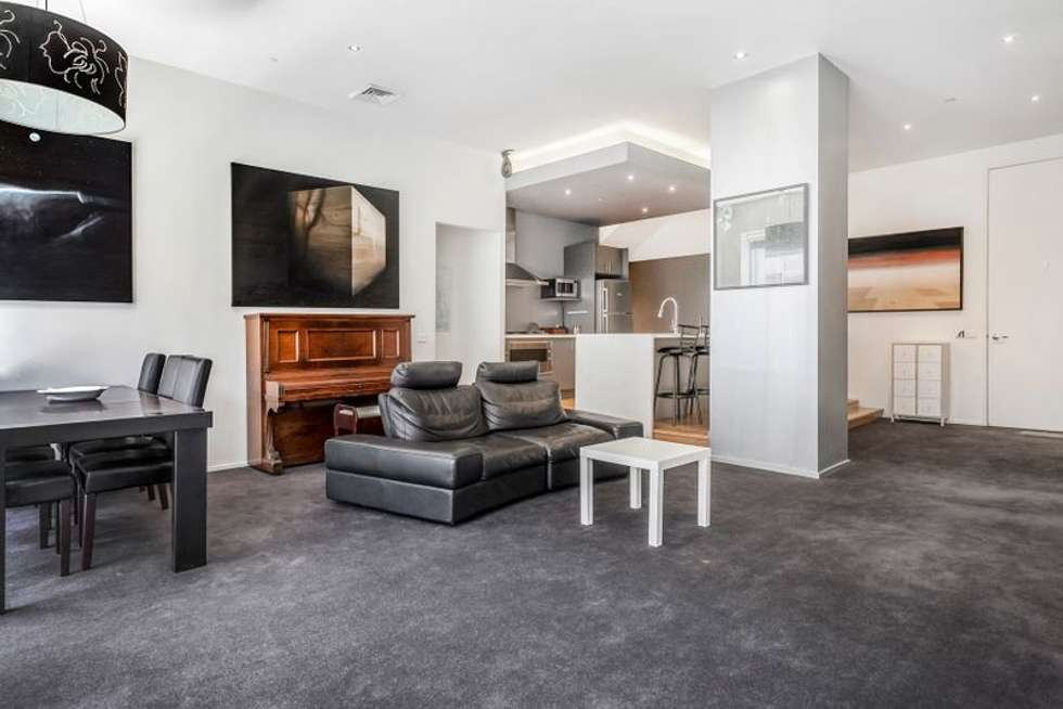 Third view of Homely apartment listing, 1202C/325 Collins Street, Melbourne VIC 3000