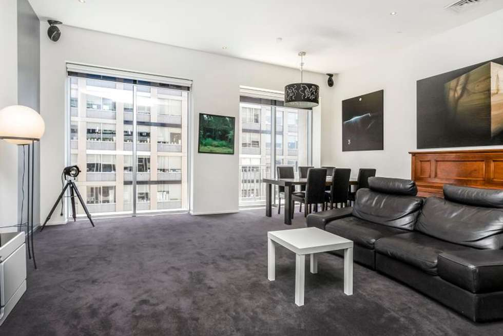 Fourth view of Homely apartment listing, 1202C/325 Collins Street, Melbourne VIC 3000