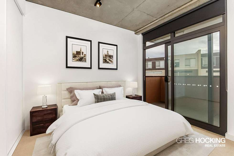 Third view of Homely apartment listing, 202/77-81 Hobsons Road, Kensington VIC 3031