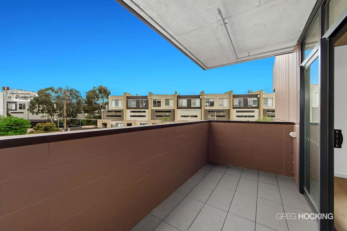 Fifth view of Homely apartment listing, 202/77-81 Hobsons Road, Kensington VIC 3031