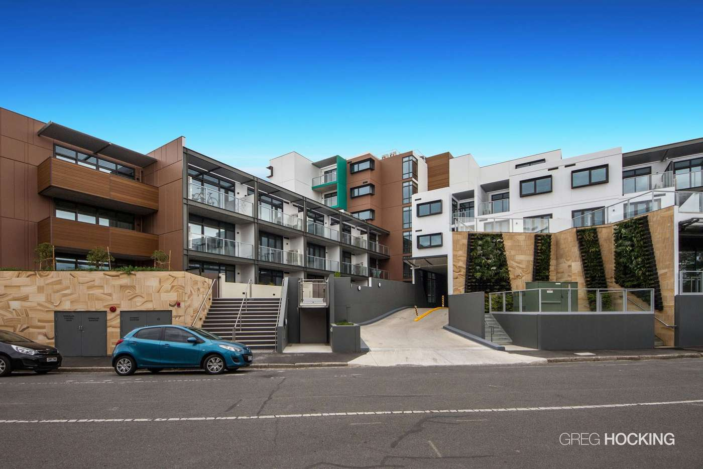 Sixth view of Homely apartment listing, 202/77-81 Hobsons Road, Kensington VIC 3031