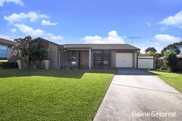 5 BENBURY STREET, Quakers Hill NSW 2763