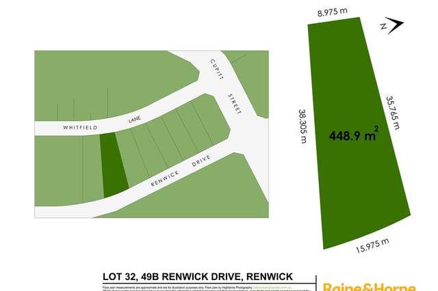 49B Renwick Drive, Renwick NSW 2575