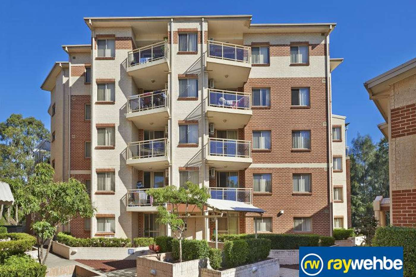 Main view of Homely unit listing, 60/2 Wentworth Avenue, Toongabbie NSW 2146