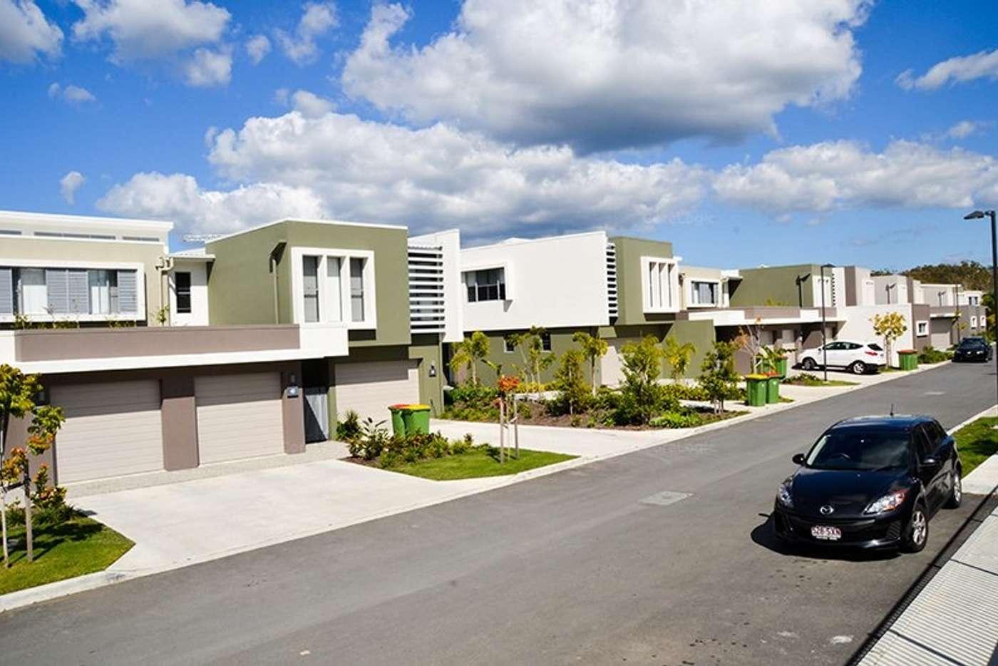 Main view of Homely townhouse listing, 53/29-49 VARSITY PARADE, Varsity Lakes QLD 4227