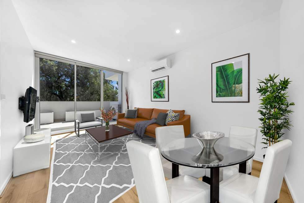Third view of Homely apartment listing, 101/264 Waterdale Road, Ivanhoe VIC 3079
