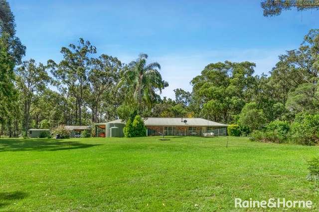 165 Mount Scanzi Road, Kangaroo Valley NSW 2577