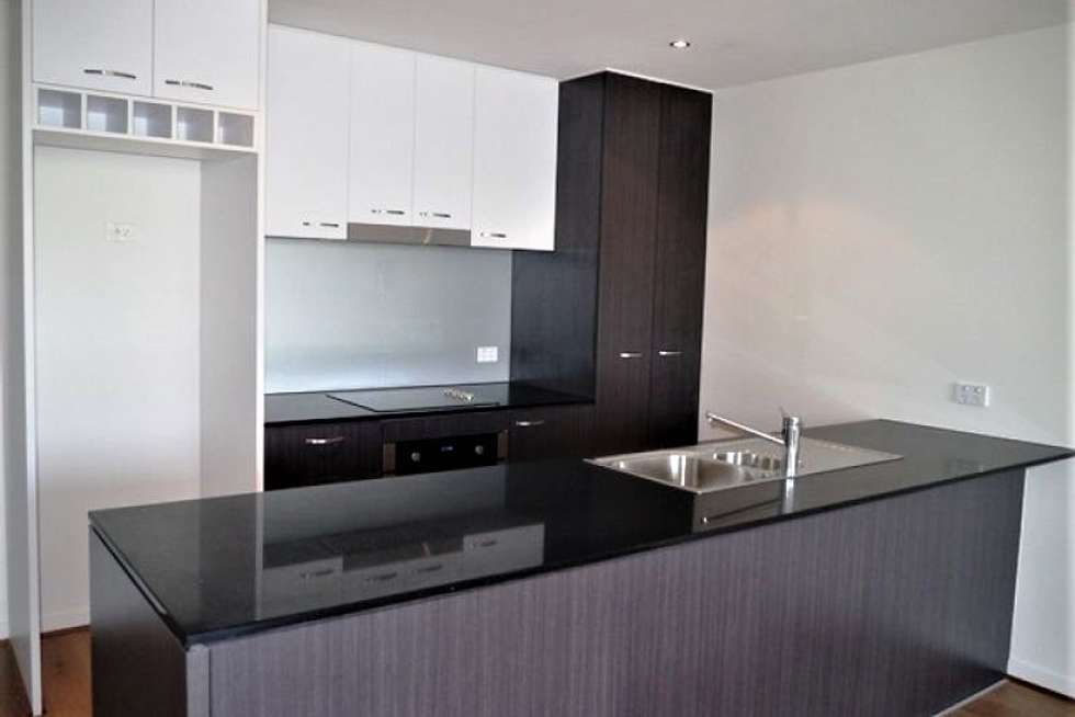 Second view of Homely apartment listing, 401/109 Manningham Street, Parkville VIC 3052