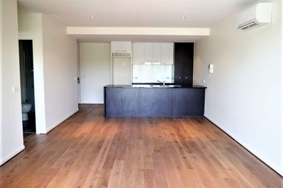 Third view of Homely apartment listing, 401/109 Manningham Street, Parkville VIC 3052