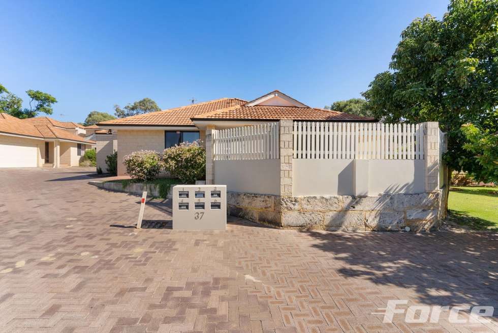 Second view of Homely house listing, 6/37 Ravenswood Drive, Nollamara WA 6061
