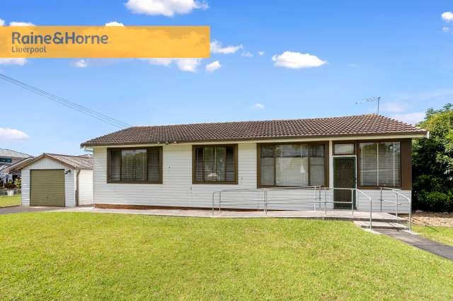 4 Mary Crescent, Liverpool NSW 2170
