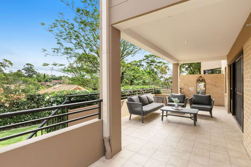 Second view of Homely townhouse listing, 5/16-18 Burley Street, Lane Cove NSW 2066