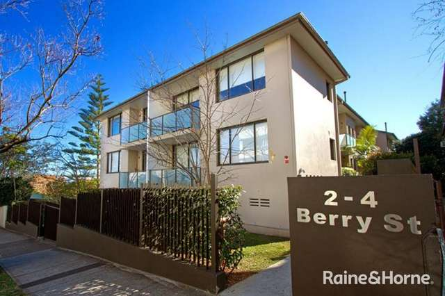 6/2-4 Berry Street, North Sydney NSW 2060