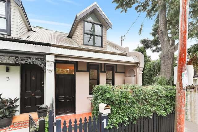 1 Victoria Place, Paddington NSW 2021