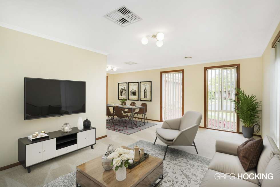 Second view of Homely house listing, 17 Ironbark Drive, Hoppers Crossing VIC 3029