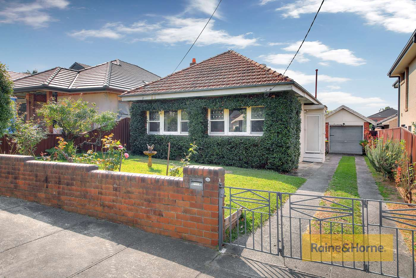 Main view of Homely house listing, 25 Seymour Parade, Belfield NSW 2191
