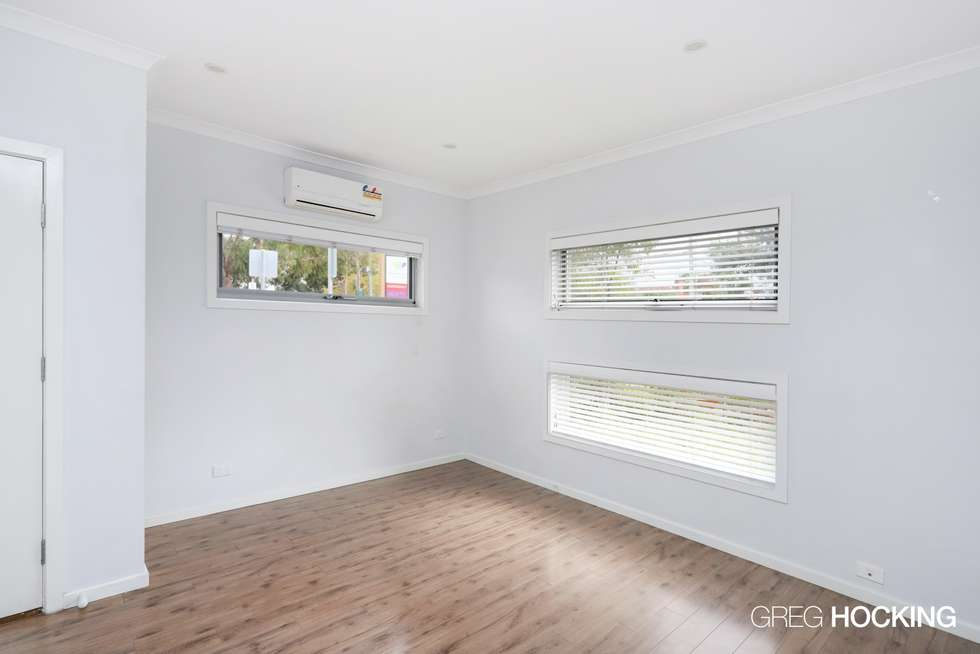 Second view of Homely townhouse listing, 221 Ballarat Road, Footscray VIC 3011
