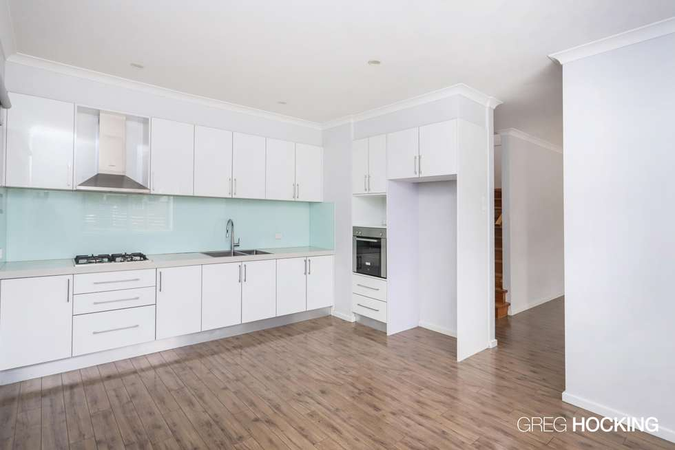 Third view of Homely townhouse listing, 221 Ballarat Road, Footscray VIC 3011