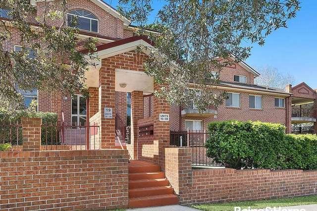 25/19 Sherwin Avenue, Castle Hill NSW 2154