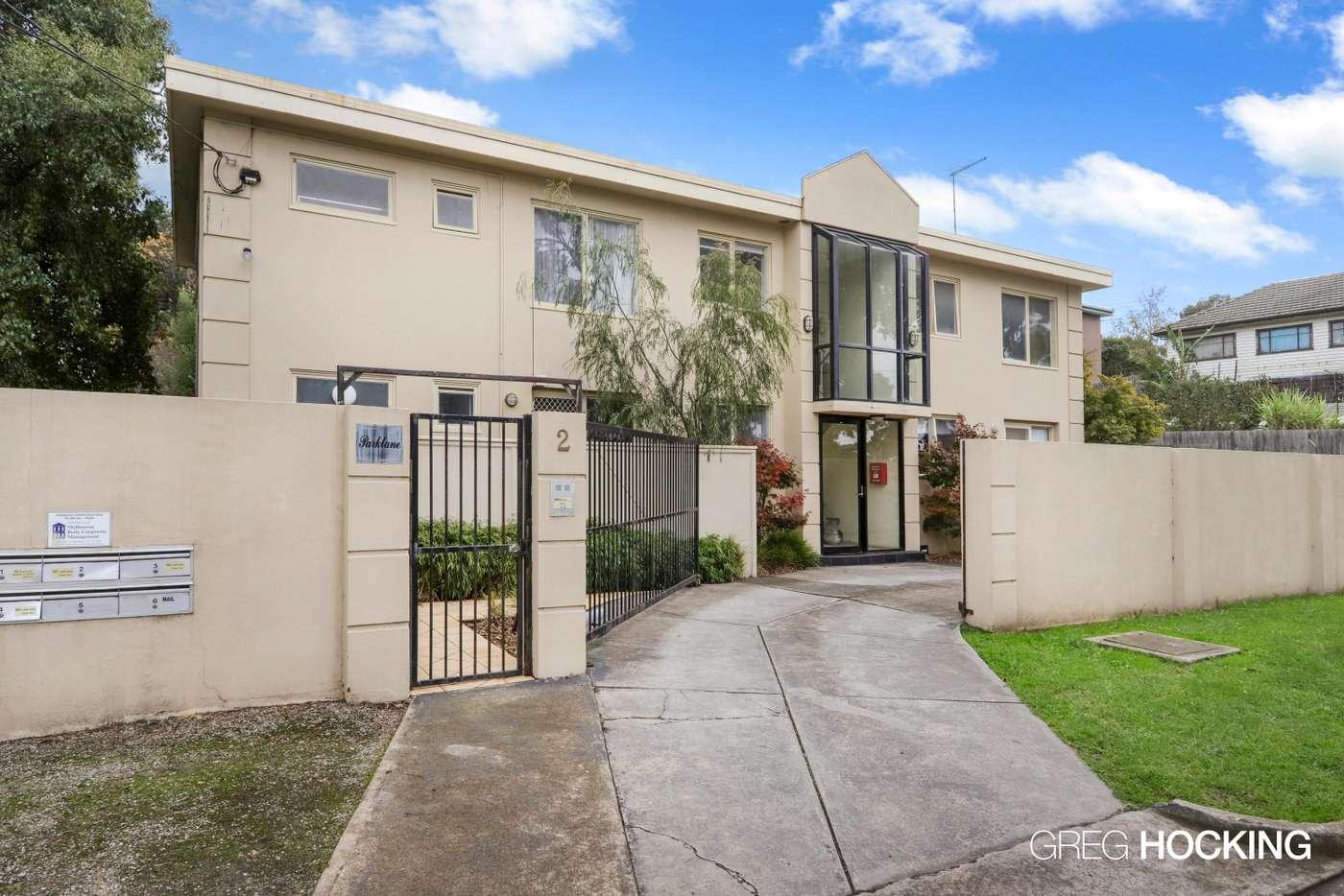 Main view of Homely apartment listing, 4/2 Hortense Street, Maribyrnong VIC 3032
