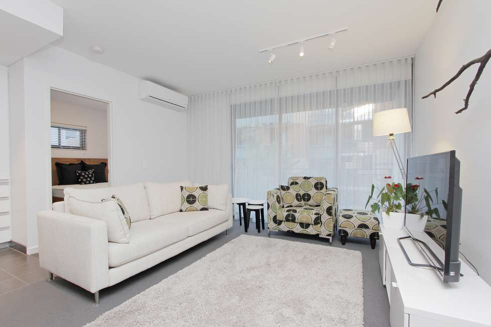 Third view of Homely apartment listing, 16/36 Bronte Street, East Perth WA 6004