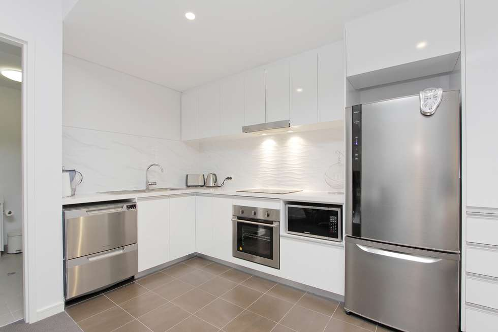 Fourth view of Homely apartment listing, 16/36 Bronte Street, East Perth WA 6004