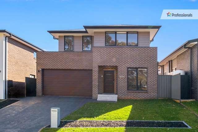11 Ellevsen Street, Rouse Hill NSW 2155