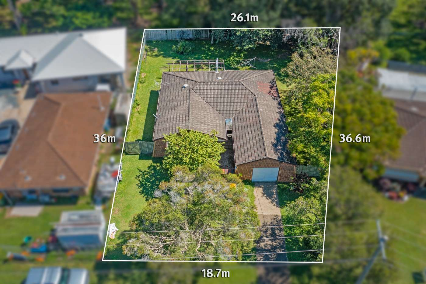 Main view of Homely house listing, 13 Yarrow Court, Cleveland QLD 4163