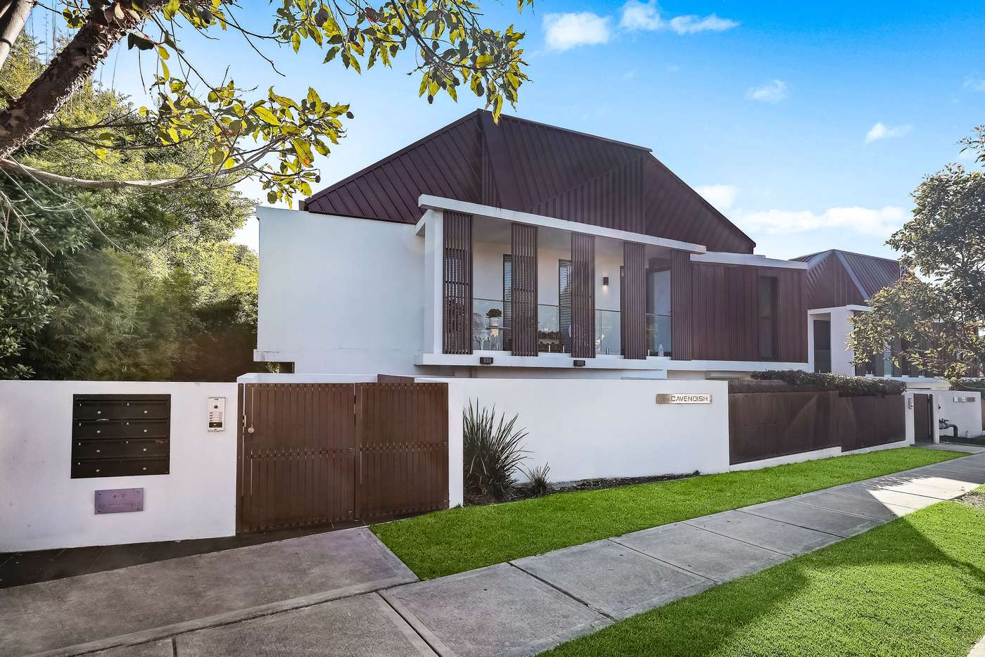 Main view of Homely townhouse listing, 1/4-10 Cavendish Street, Concord West NSW 2138