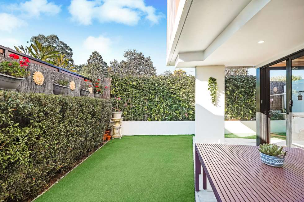 Second view of Homely townhouse listing, 1/4-10 Cavendish Street, Concord West NSW 2138