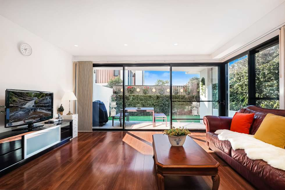 Third view of Homely townhouse listing, 1/4-10 Cavendish Street, Concord West NSW 2138