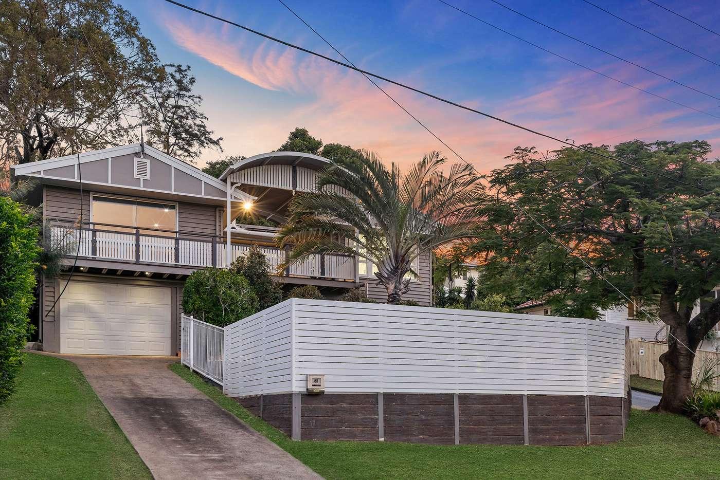 Main view of Homely house listing, 68 Hoff Street, Mount Gravatt East QLD 4122