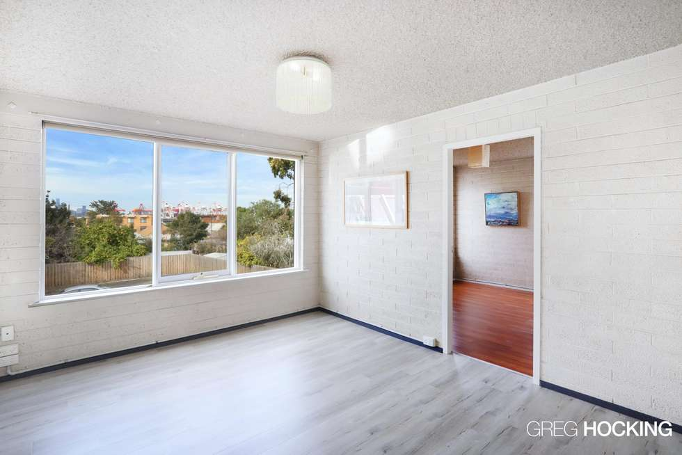 Second view of Homely apartment listing, 8/39-41 Hyde Street, Footscray VIC 3011