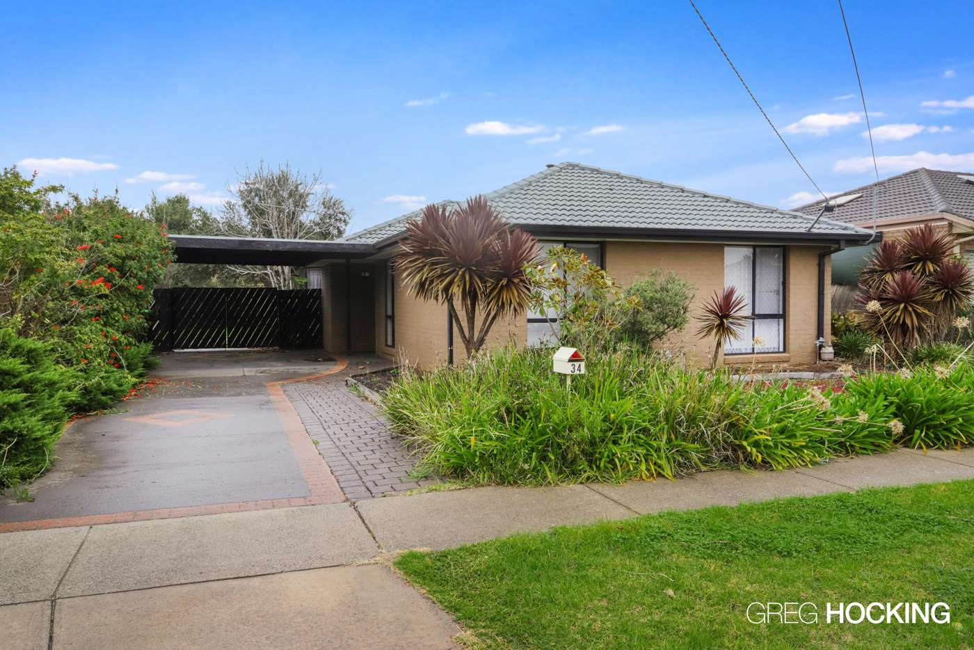 Main view of Homely house listing, 34 Hotham Crescent, Hoppers Crossing VIC 3029
