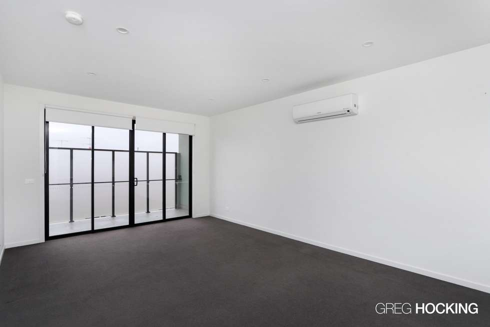 Second view of Homely apartment listing, 203/21 Gordon Street, Footscray VIC 3011