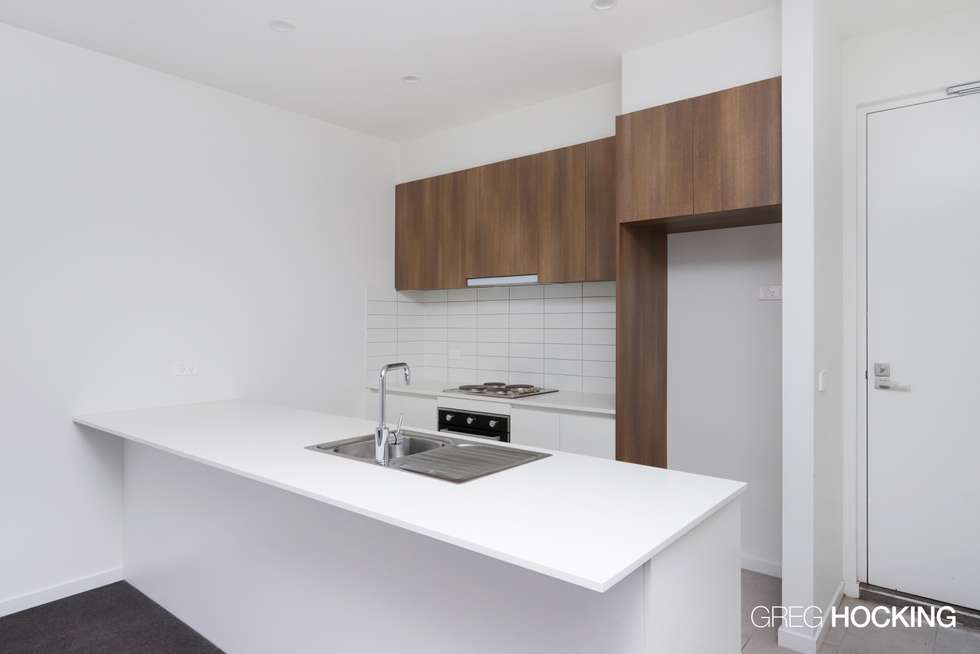 Fourth view of Homely apartment listing, 203/21 Gordon Street, Footscray VIC 3011