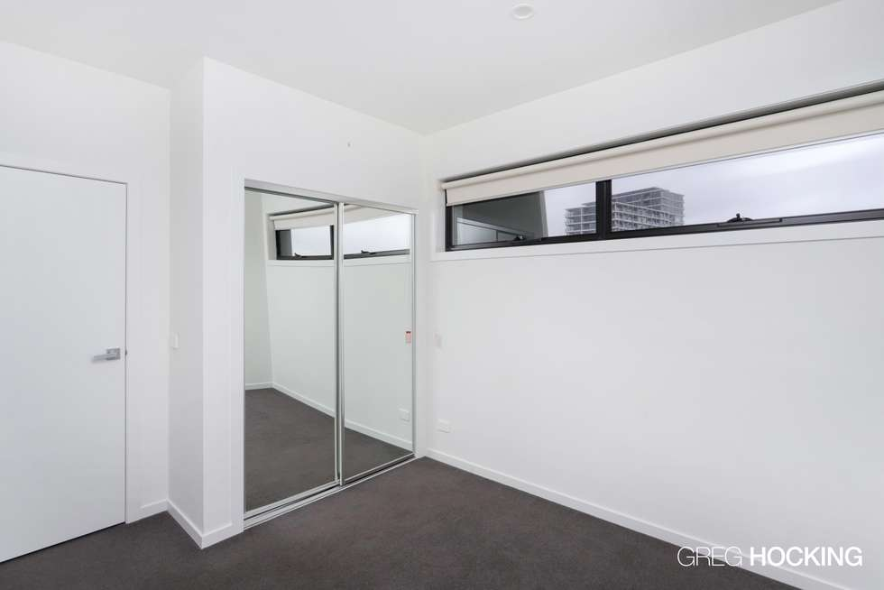 Fifth view of Homely apartment listing, 203/21 Gordon Street, Footscray VIC 3011