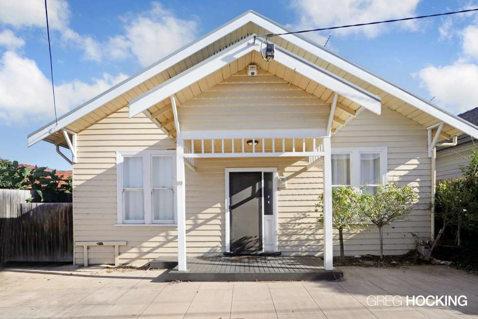 Second view of Homely house listing, 88 Eleanor Street, Footscray VIC 3011