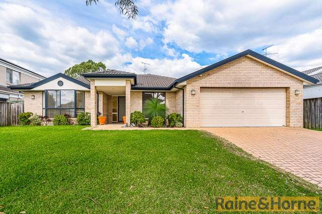 22 Scribblygum Circuit, Rouse Hill NSW 2155