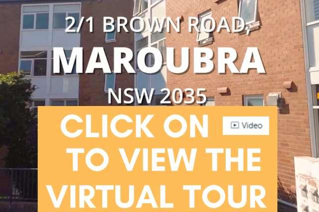 2/1 Brown Road, Maroubra NSW 2035