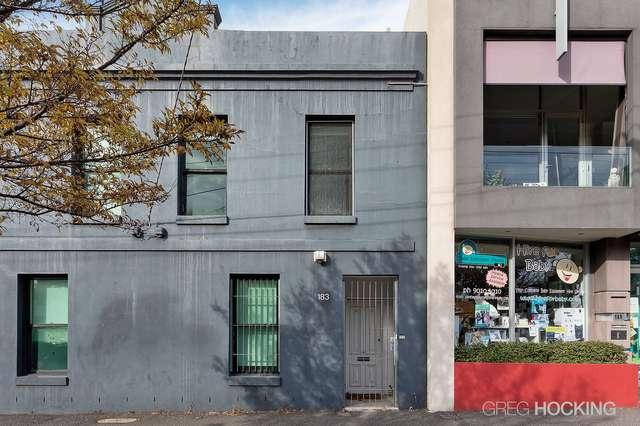 183 Park Street, South Melbourne VIC 3205