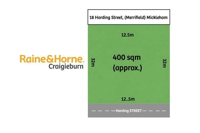18 Harding Street, Mickleham VIC 3064
