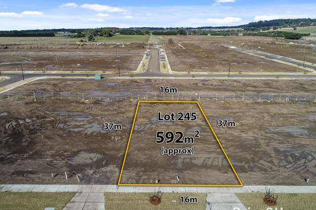 LOT 245/47 Cotton Circuit, Gisborne VIC 3437