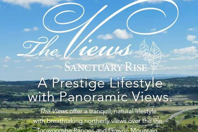 Sanctuary Drive, Cranley QLD 4350
