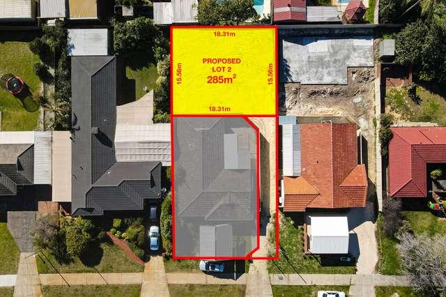 LOT Proposed/Lot 2, 84 Hamersley Place, Morley WA 6062